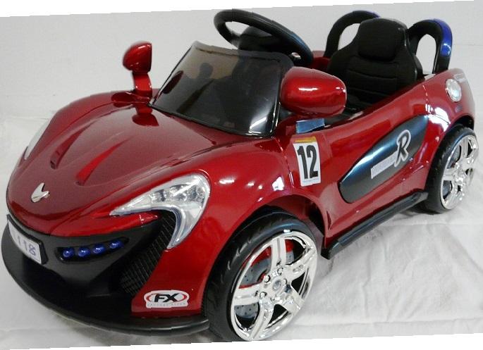 juguete_coche-electrico-infantil-rojo-metalizado