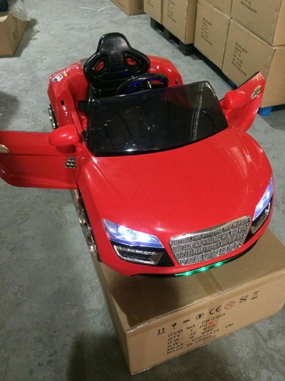 1-coche-audi-syle-rojo
