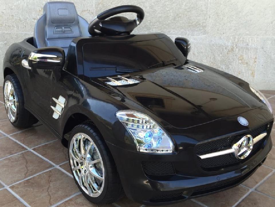 1-coche-mercedes-sls-negro-6v